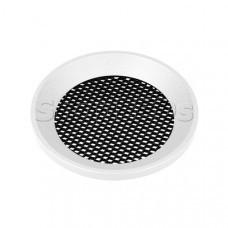 Сетчатый фильтр с посадочным кольцом LGD-NIKA-HCR-R100 (WH-BK) (Arlight, Металл)