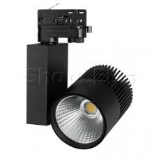 Светильник LGD-ARES-4TR-R100-40W Warm3000 (BK, 24 deg, 230V, DALI) (Arlight, IP20 Металл, 3 года)