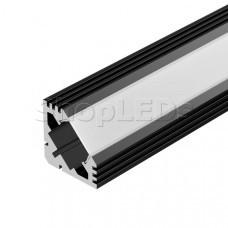 Профиль PDS45-T-2000 ANOD Black