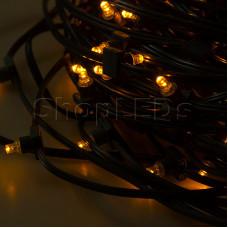 """Гирлянда """"LED ClipLight"""" 12V 300 мм желтый с трансформатором NEON-NIGHT"""