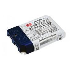 Блок питания LCM-60DA (60W, 500-1400mA, DALI, PFC)